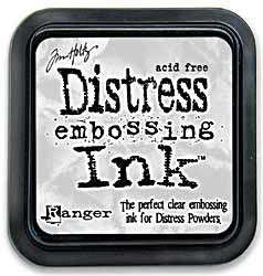 Ranger - Tim Holtz - Distress Ink - Embossing Ink pad