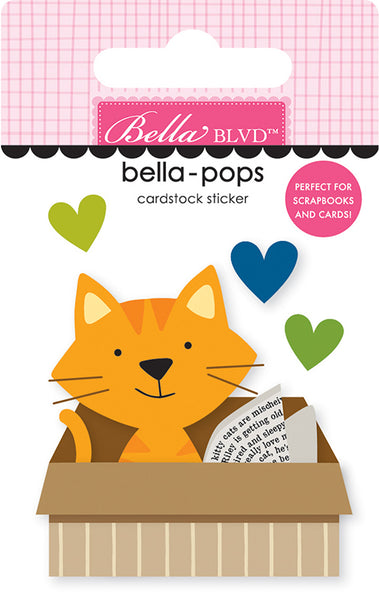 Bella Blvd - Chloe - Bella-Pops - Cat In A Box