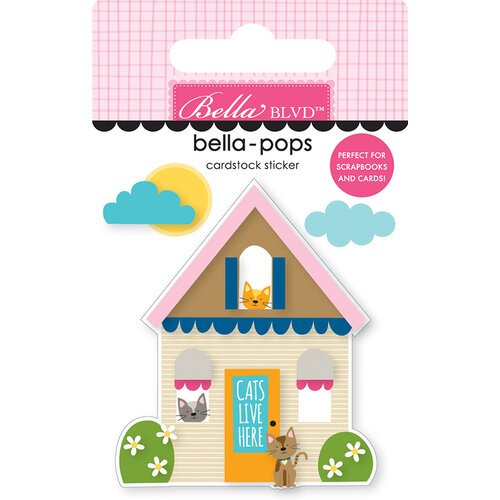 Bella Blvd - Chloe - Bella-Pops - Cat House