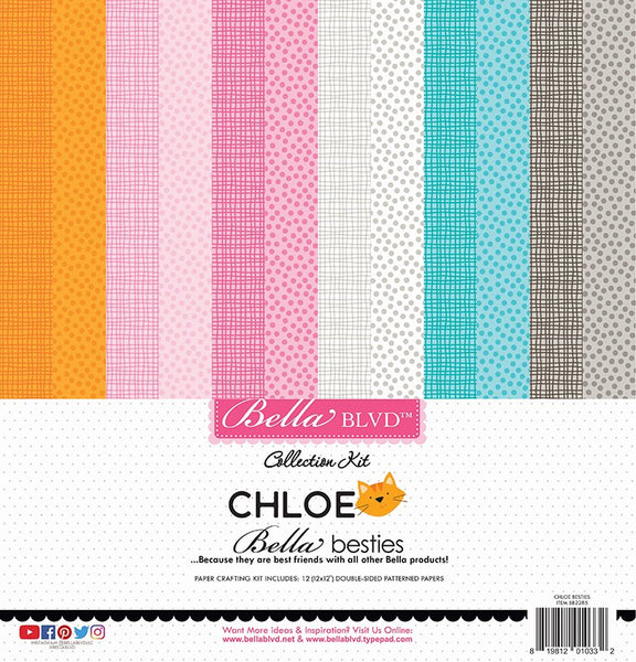 Bella Blvd - Chloe - Bella Besties - Collection Kit