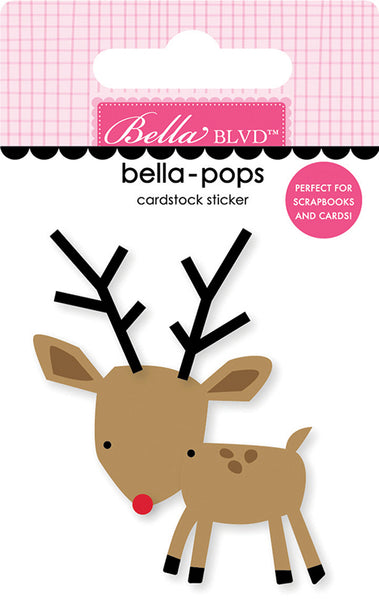 Bella Blvd - Bella-Pops - Reindeer