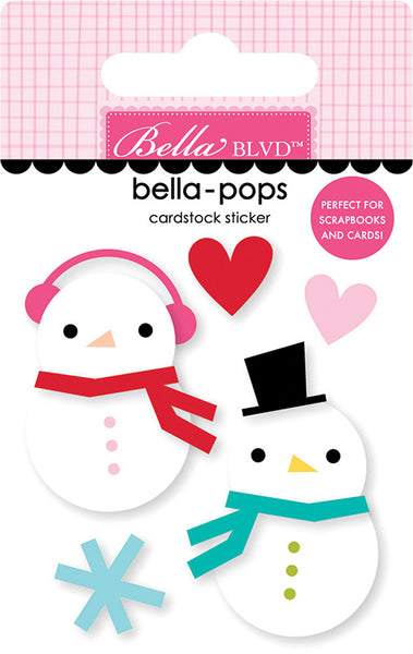 Bella Blvd - Bella-Pops - Snow In Love