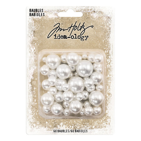 Tim Holtz - Idea-Ology - Baubles