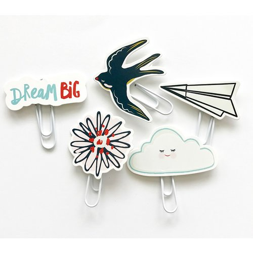 Fancy Pants Designs - Dream Big - Paper Clips