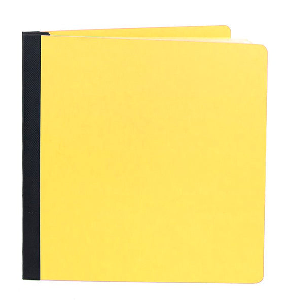 Simple Stories - 6 x 8 Flipbook - Yellow