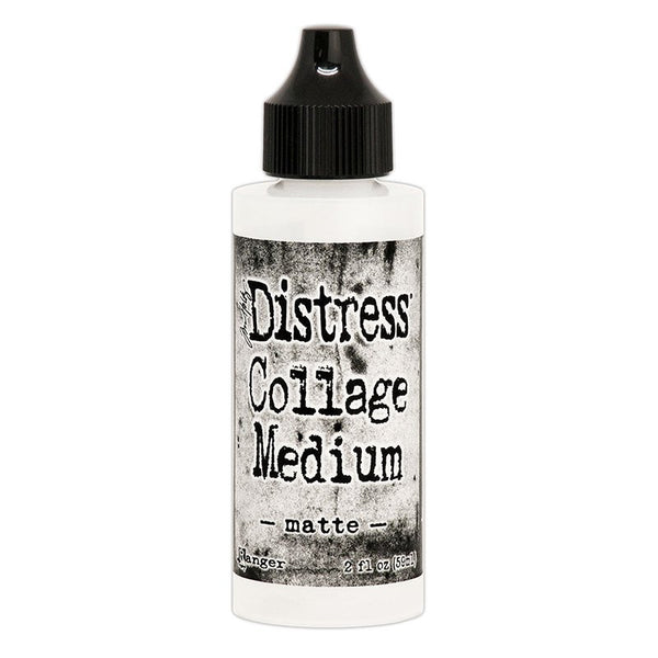 Ranger - Tim Holtz - Distress Collage Medium - Matte
