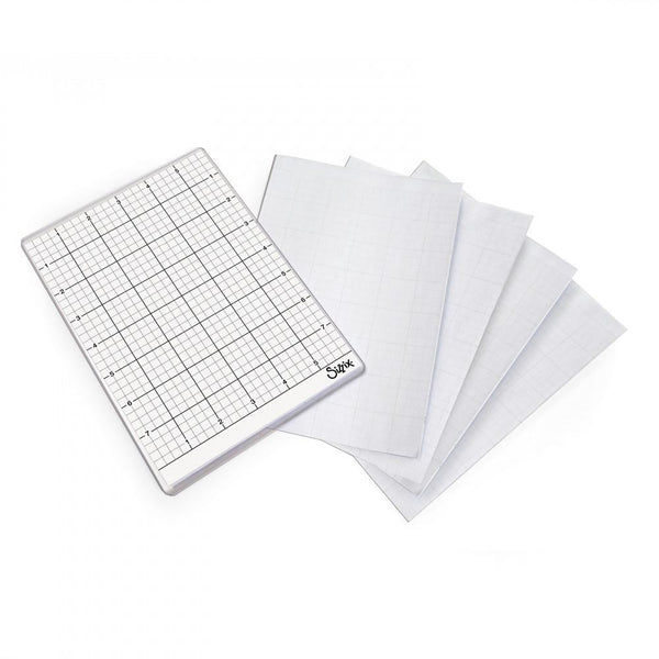 Sizzix - Sticky Grid Sheets