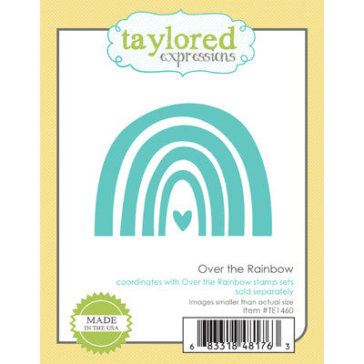 Taylored Expressions - Over The Rainbow Die set