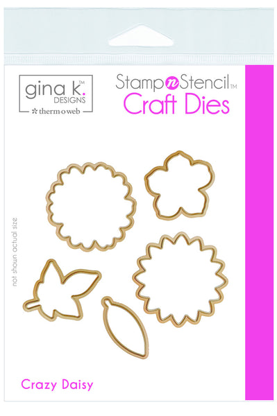 Therm O Web - Gina K. - Crazy Daisy Craft Dies