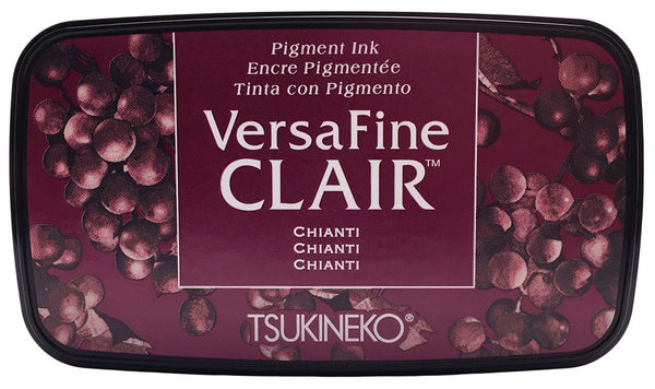 VersaFine Clair - Chianti Ink Pad