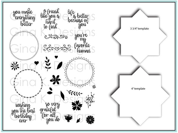 Gina K Designs - Wreath Builder Bundle