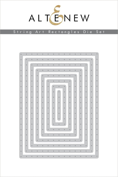 Altenew - String Art Rectangles Die