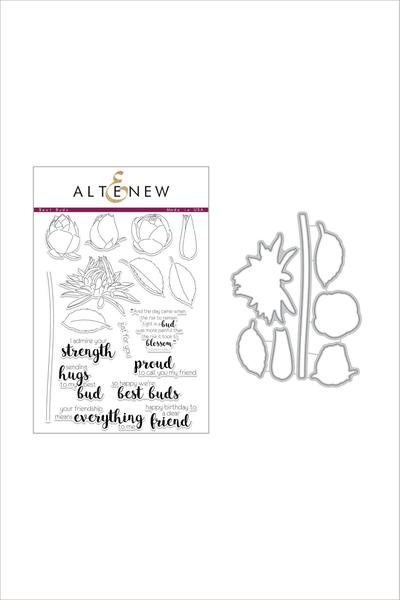 Altenew - Best Buds & Budding Thanks - Stamp & Die Bundle