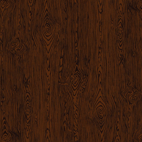 American Crafts - Textured Cardstock - Chestnut Woodgrain
