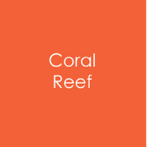 Gina K Designs - Heavy Base Weight CardStock - Coral Reef 10 pack