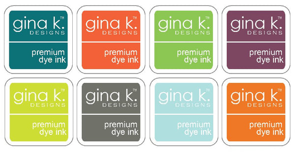 Gina K Designs - Ink Cubes - 2018 Add-On Assortment