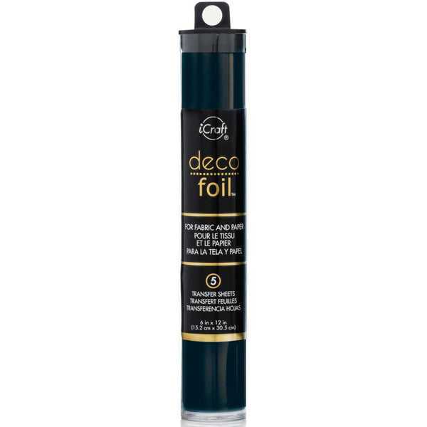 Therm-O-Web - iCraft - Deco Foil - Black