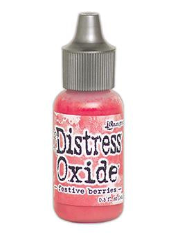 Tim Holtz - Distress Oxide Ink - Reinker - Festive Berries