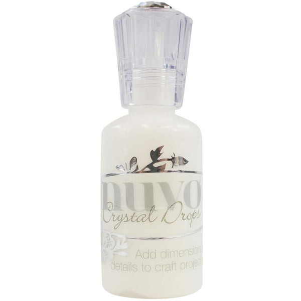 Tonic Studios - Nuvo Crystal Drops - Gloss Simply White