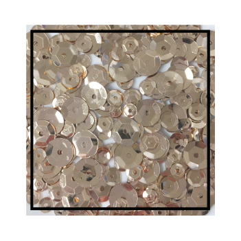 Studio Katia - Golden Copper Fusion Sequins