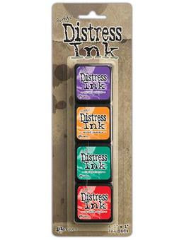 Ranger - Tim Holtz - Mini Distress Ink kit - Kit #15