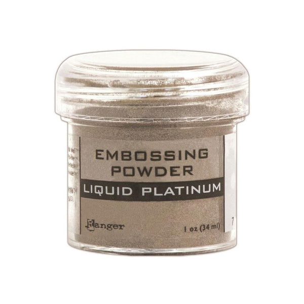 Ranger - Liquid Platinum embossing powder
