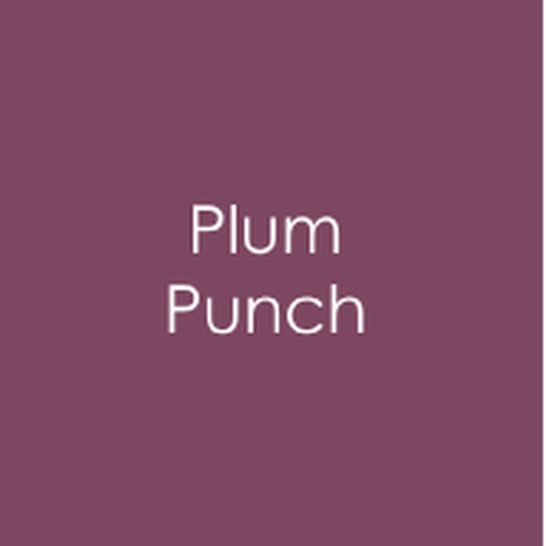 Gina K Designs - Heavy Base Weight CardStock - Plum Punch 10 pack