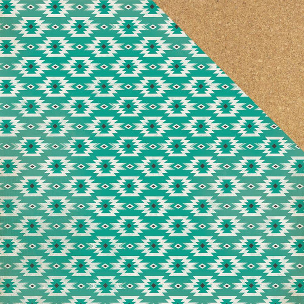 Crate Paper - Journey - Quest double-sided pattern paper