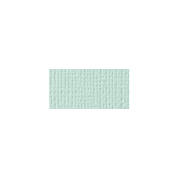 American Crafts - 12x12 Textured Cardstock - Spearmint