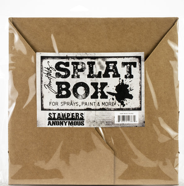 Stampers Anonymous - Tim Holtz - Splatbox