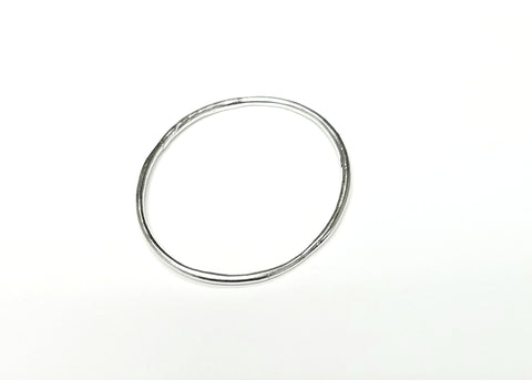 Pure Silver or Bronze Metal Clay Bangles