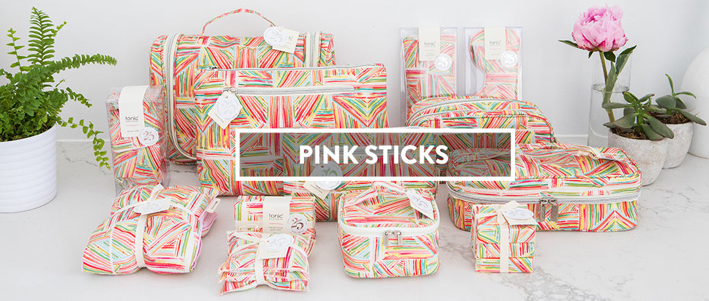 Pink Stick Collection