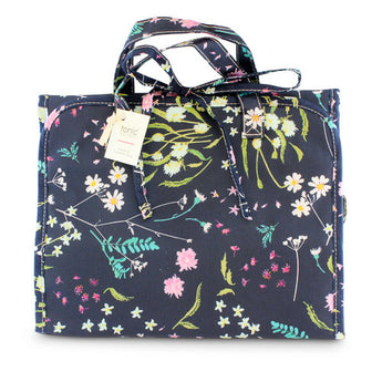 Hanging Cosmetic Bag Whimsy Ink