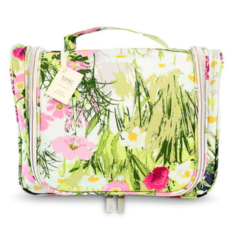 Essential Hanging Cosmetic Bag Dawn Meadow