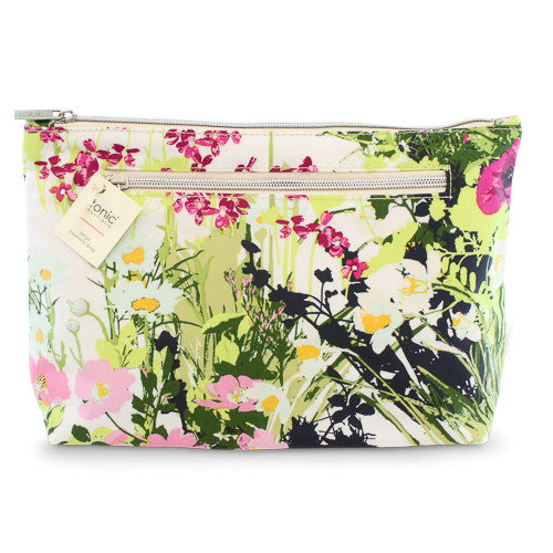 Large Cosmetic Bag Dawn Meadow