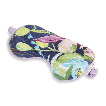 Eye Mask Purple Bell