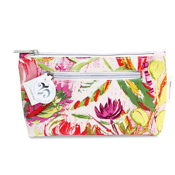 Small Cosmetic Bag Pink Bell