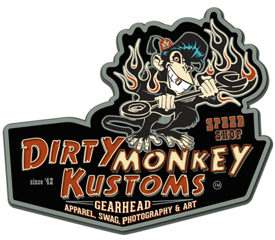 Dirty Monkey Kustoms USA