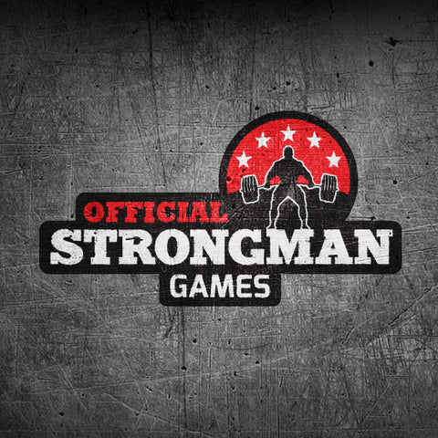 Official Strongman Games - Invited Athlete Entry