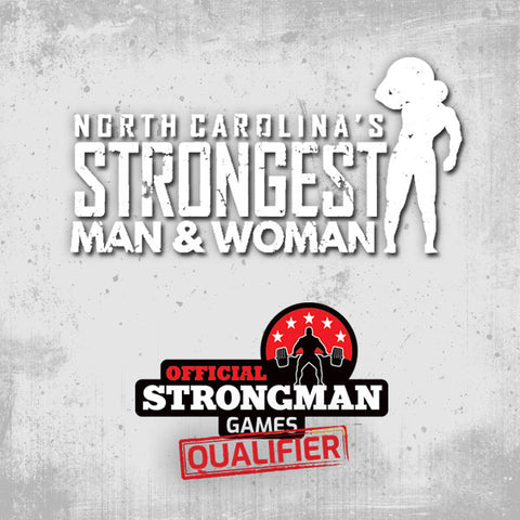 2019 NC Strongest - Official Strongman Games Qualifier - Athlete Entry
