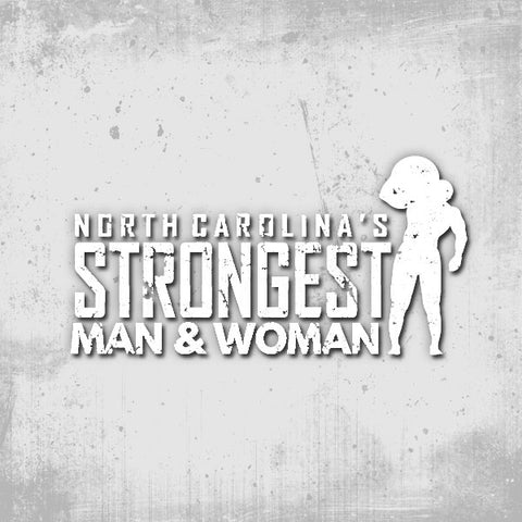 2018 NC Strongest Man & Woman - Athlete Entry