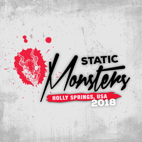 2018 Static Monsters - Athlete Entry