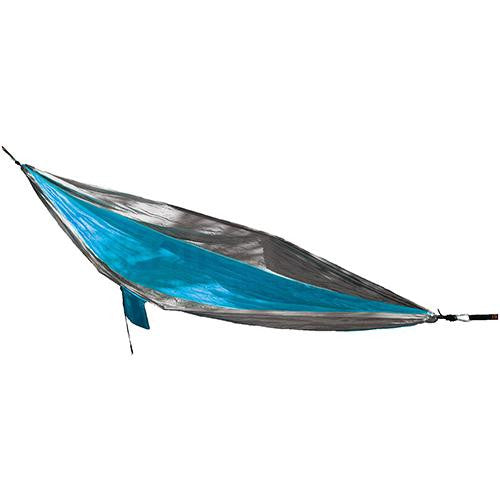 Ultimate Survival Tech SlothCloth Hammock - 1.0, Blue-Gray