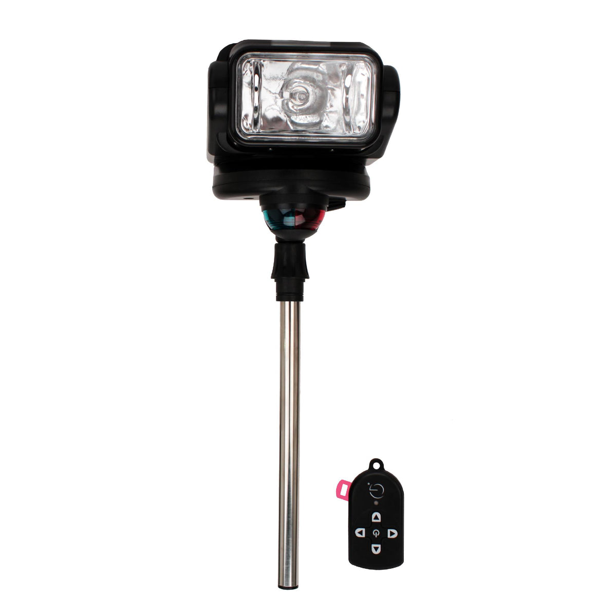 GoLight Gobee Stanchion Mount w-Remote Black
