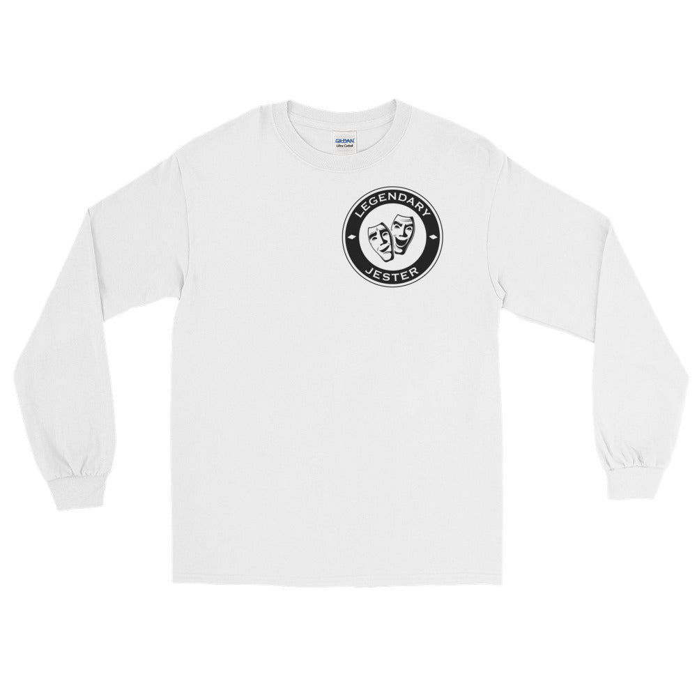 Legendary Man Jester Long Sleeve T-Shirt