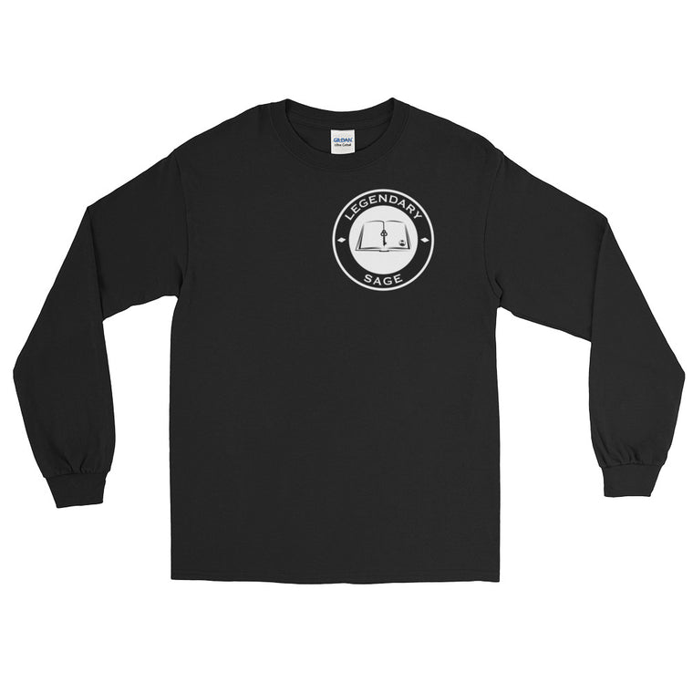 Legendary Man Sage Long Sleeve T-Shirt