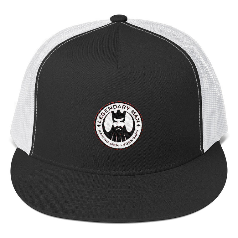 Legendary Man Trucker Cap