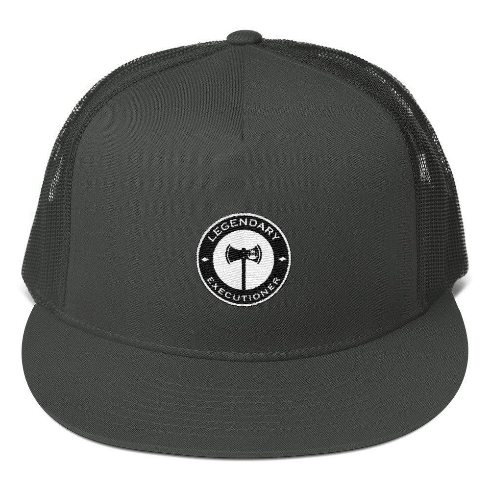 Legendary Man Executioner Mesh Back Snapback