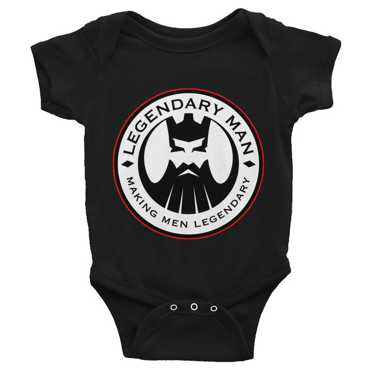 Legendary Man Infant Bodysuit