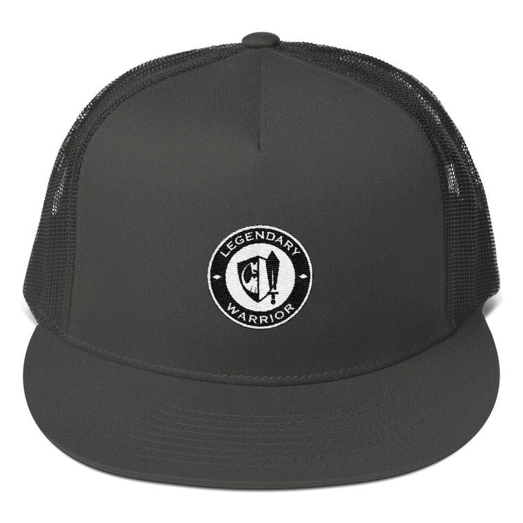 Legendary Man Warrior Mesh Back Snapback